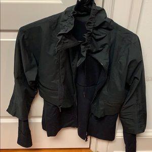 Lululemon Black Jacket SZ 4